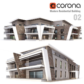Modern Residential Building 02