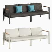 Трехместный диван NOFI