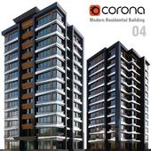 Modern Residential Building 04