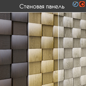 Стеновая панель, 003
