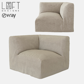 Sofa LoftDesigne 1773 model