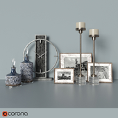 Uttermost decoration set 1