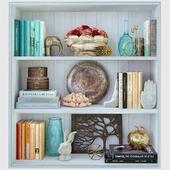 Декоративный набор/Shelves