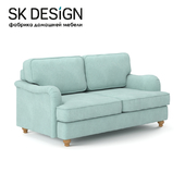 OM Double Sofa Orson ST 136
