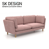 OM Quadruple sofa Wes ST 206