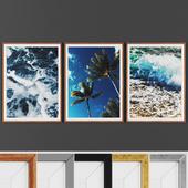 Picture frame set 00016-8