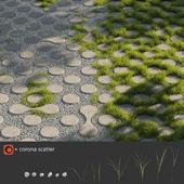 Grass   Eco parking 3