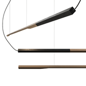 Ilo Lamp the collection by David Lopez Quincoes