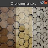 Wall panel 004