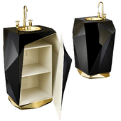 Stunning Standing Washbasins By Maison Valentina