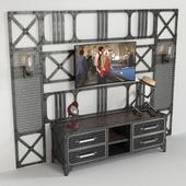 TV Wall - Loft