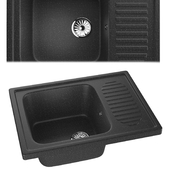 Кухонная мойка AquaGranitEx M-13