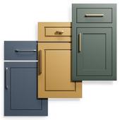 Cabinet Doors Set 9