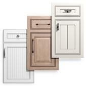 Cabinet Doors Set 12