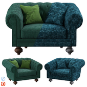6702 - Collage chester-armchair