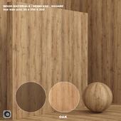 Material wood / oak (seamless) - set 71