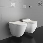 Duravit SensoWash shower toilet & WC