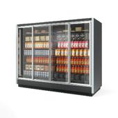 Холодильный шкаф Brandford Tesey.
