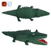 Stuffed Animal-Crocodile Toy Plush for Kid