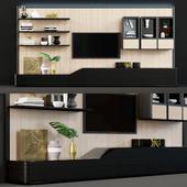 TV stand DESYO CARPANELLI LB48