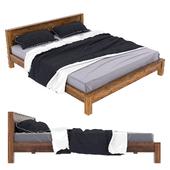 Kare Latino Bed