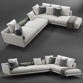 B&B italia Atoll sofa system