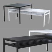 Журнальные столики IKEA Nyboda.