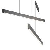Wever & Ducre Ello 13.0 Black LED Suspended Lamp