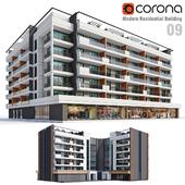 Modern Residential Building 09