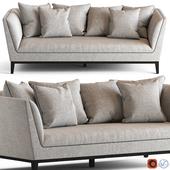 Globewest Vittoria Hampton 3 Seater Sofa