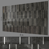 Декоративная стена 243.