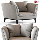 Globewest Vittoria Hampton 1-Seater Sofa