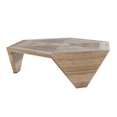 Coffee table by Dialma Brown.