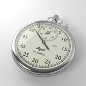Stopwatch Agat (Stopwatch Agat)