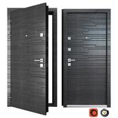 Entrance metal door Lux2 (Your Frame)