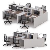 Office workspace LAS LOGIC (v5)