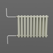 Cast iron radiator MS-140 M USSR