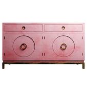 Sideboard Disk Pink
