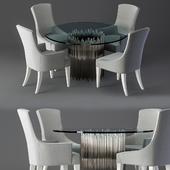 Bernhardt Calista Dining Set 1