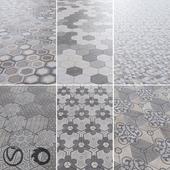 Vives/Rift Hexagono/Bushmills/Fingal/Igneus Cemento/Kunashir/Yereban