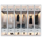 Dressing room Poliform fitted_2