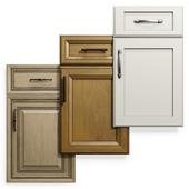Cabinet Doors Set 16