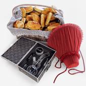 Topical picnic set