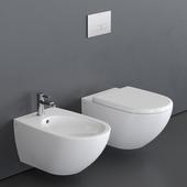 Duravit Architec Wall-hung WC