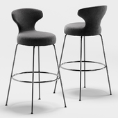 B&B Italia PAPILIO High stool