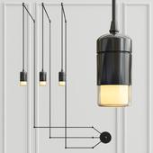 Wireflow FreeForm 0363 LED Suspension lamp