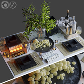 Table setting 34
