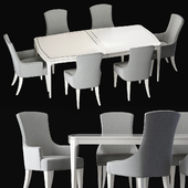 Bernhardt Calista Dining Set 2
