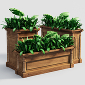Planter set 1