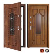 Entry Metal Door 4 * (Your Frame)
